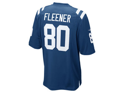 Indianapolis Colts Coby Fleener Nike NFL Men's Game Jersey