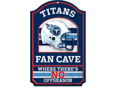 Tennessee Titans 11x17 Wood Sign