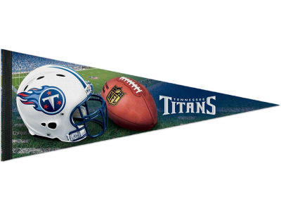 Tennessee Titans 12x30in Pennant