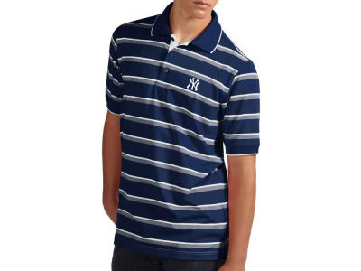 New York Yankees MLB Men's Sideline Polo Shirt