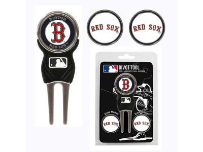 Boston Red Sox Divot Tool and Markers