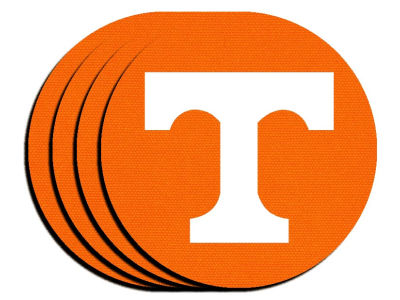 Tennessee Volunteers 4-pack Neoprene Coaster Set