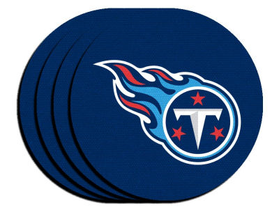 Tennessee Titans 4-pack Neoprene Coaster Set