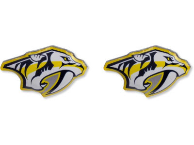 Nashville Predators Logo Post Earrings