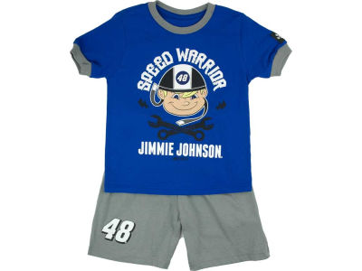 Jimmie Johnson Nascar Toddler Speed Warrior Set