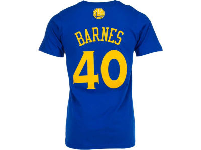Golden State Warriors Harrison Barnes adidas NBA Men's Player T-Shirt