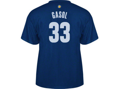 Memphis Grizzlies Marc Gasol adidas NBA Men's Player T-Shirt