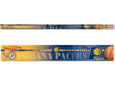 Indiana Pacers 6-pack Pencils