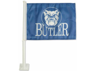 Butler Bulldogs Car Flag