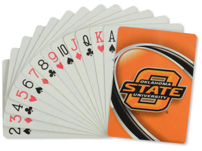 Oklahoma State Cowboys Playing Cards