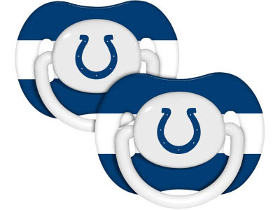 Indianapolis Colts 2-pack Pacifier Set