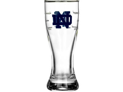 Notre Dame Fighting Irish Satin Etch Mini Pilsner