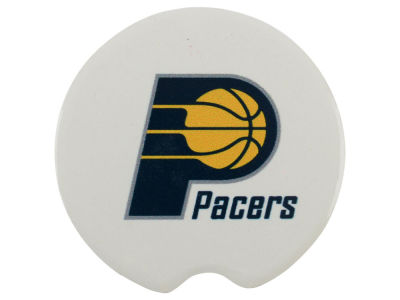 Indiana Pacers 2 Pack Car Coasters