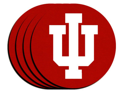 Indiana Hoosiers 4-pack Neoprene Coaster Set