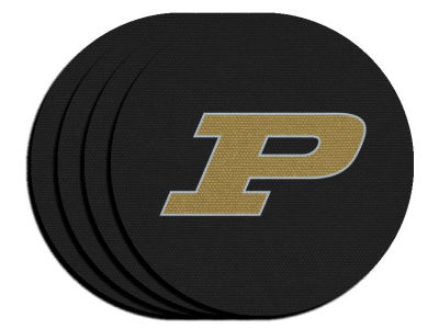 Purdue Boilermakers 4-pack Neoprene Coaster Set