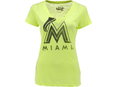 Miami Marlins GIII MLB Women's Look At Me T-Shirt