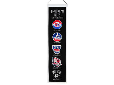 Brooklyn Nets Winning Streak Heritage Banner