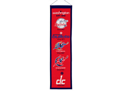 Washington Wizards Winning Streak Heritage Banner