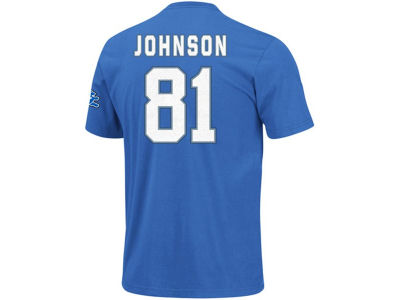 Detroit Lions Calvin Johnson NFL Men's Eligible Receiver T-Shirt