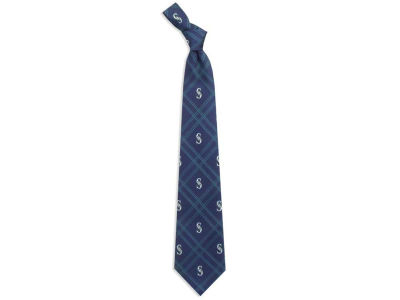 Seattle Mariners Necktie Woven Poly 2