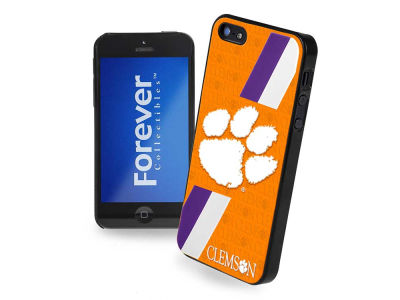 Clemson Tigers iPhone SE Case Hard Logo