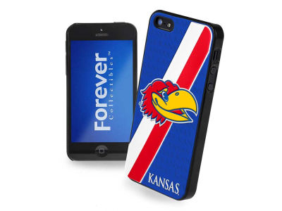 Kansas Jayhawks iPhone SE Case Hard Logo