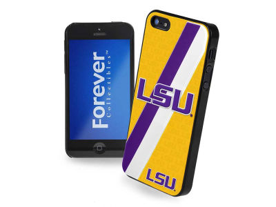 LSU Tigers iPhone SE Case Hard Logo