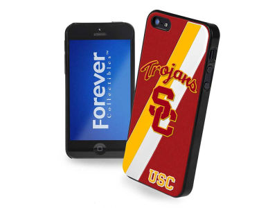 USC Trojans iPhone SE Case Hard Logo