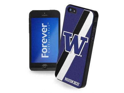 Washington Huskies iPhone SE Case Hard Logo