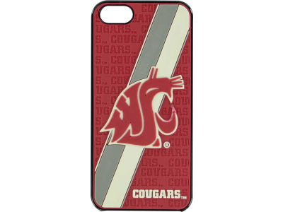 Washington State Cougars iPhone SE Case Hard Logo
