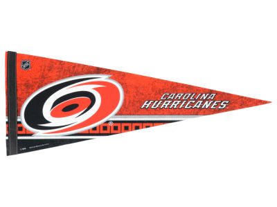 Carolina Hurricanes 12x30in Pennant