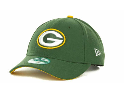 Green Bay Packers New Era NFL League 9FORTY Cap
