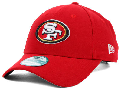 San Francisco 49ers New Era NFL League 9FORTY Cap