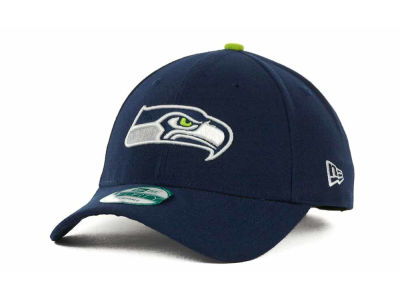 Seattle Seahawks New Era NFL League 9FORTY Cap