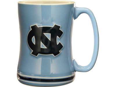 North Carolina Tar Heels 14 oz Relief Mug