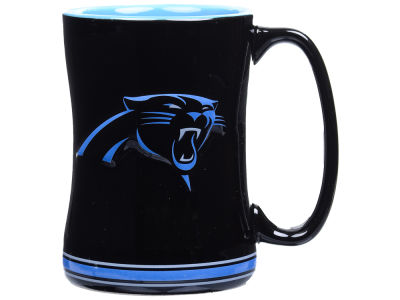 Carolina Panthers 14 oz Relief Mug