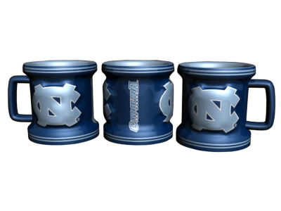 North Carolina Tar Heels 2oz Mini Mug Shot