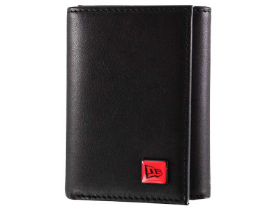 New Era Leather TriFold Wallet