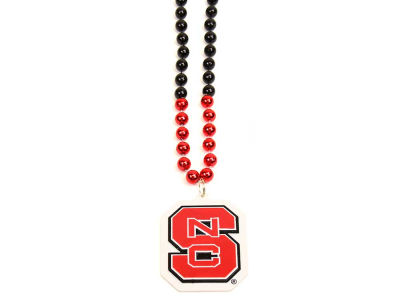 North Carolina State Wolfpack Team Logo Beads-Rico