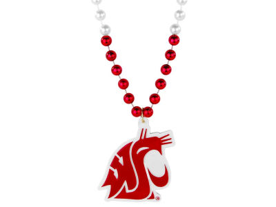 Washington State Cougars Team Logo Beads-Rico