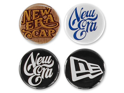 New Era Pins