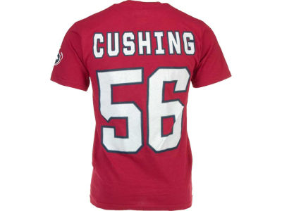 Houston Texans Brian Cushing NFL Men's Eligible Receiver T-Shirt