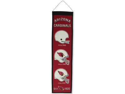 Arizona Cardinals Heritage Banner