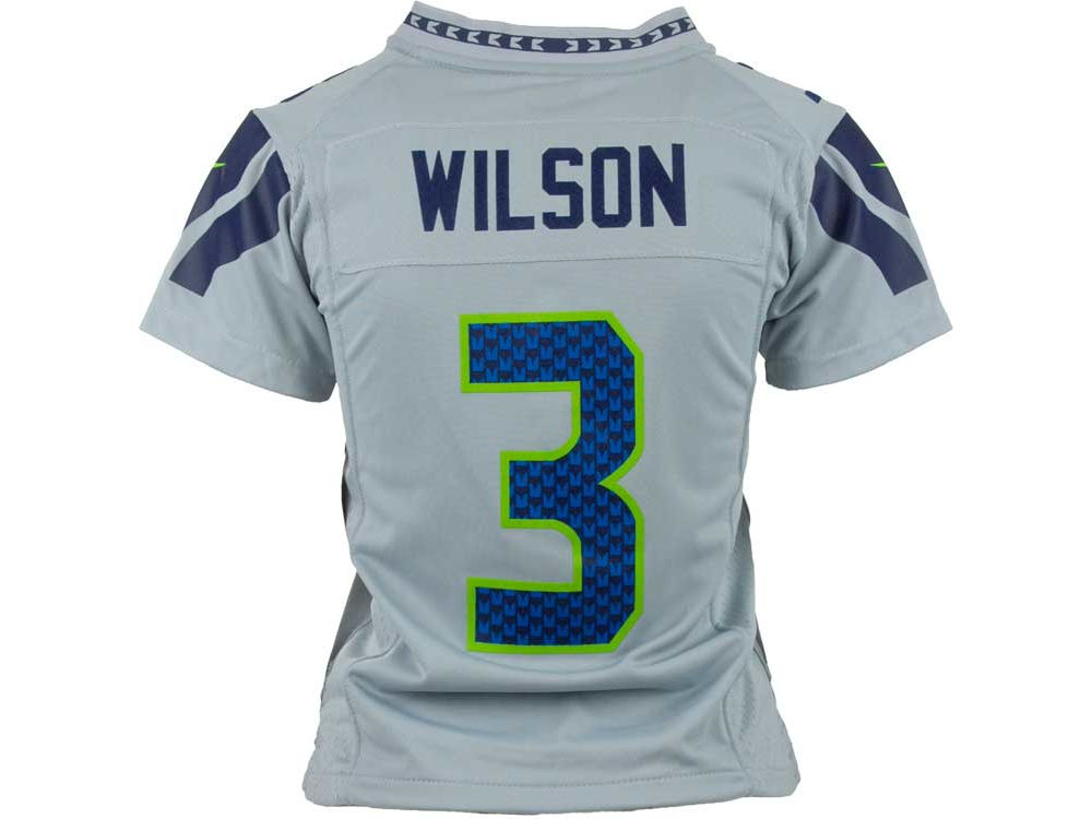 45a795f10dd Seattle Seahawks Russell Wilson Nike NFL Youth Game Jersey | lids.ca