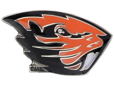 Oregon State Beavers Logo Pin