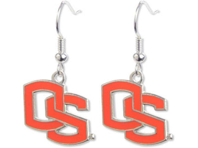 Oregon State Beavers Logo Earrings