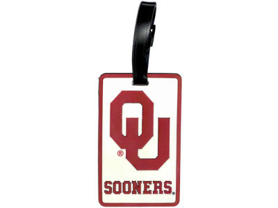 Oklahoma Sooners Soft Bag Tag