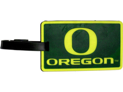 Oregon Ducks Soft Bag Tag