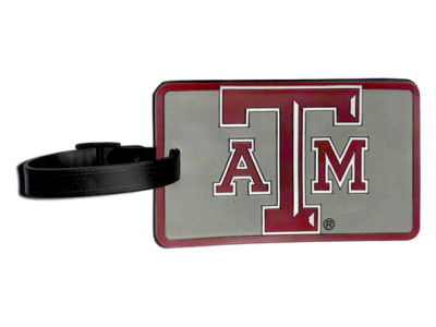Texas A&M Aggies Soft Bag Tag