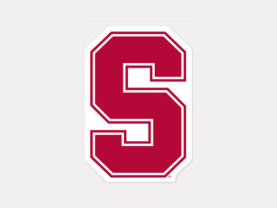 Stanford Cardinal 4x4 Die Cut Decal Color